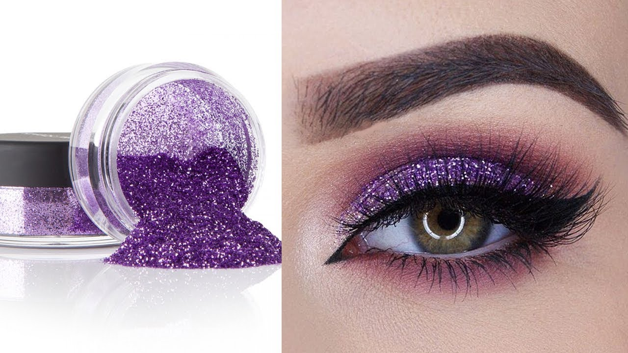 Sparkle Up: Top Four Glitters for Eyes & Step by Step ...
